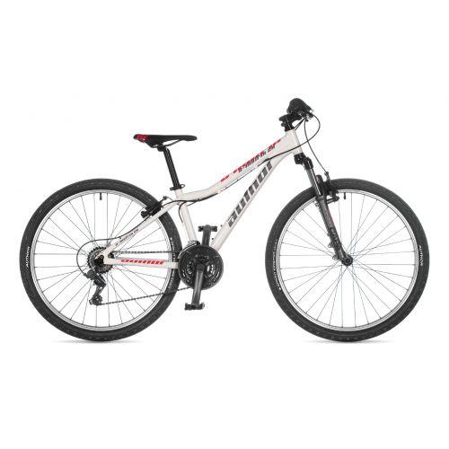 """Велосипед AUTHOR (2021) A-Matrix 26"""", рама 13,5"""", цвет-белый // серый"""