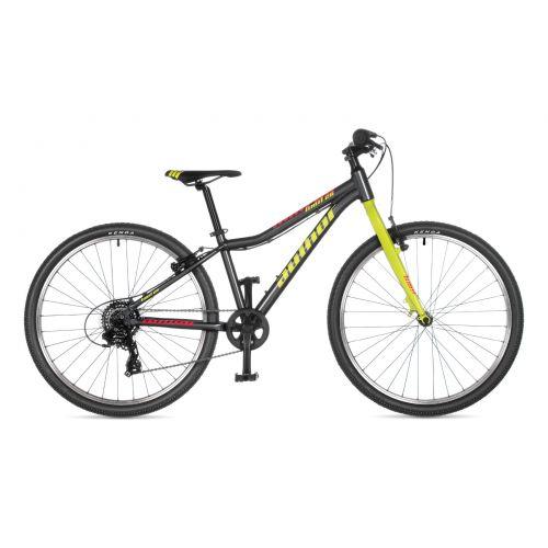 """Велосипед AUTHOR (2021) Limit 26"""", рама 13,5"""", цвет-серый // салатовый"""