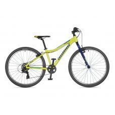 """Велосипед AUTHOR (2021) Limit 26"""", рама 13,5"""", цвет-салатовый // синий"""