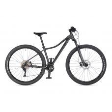 "Велосипед AUTHOR (2021) Traction ASL 29"", рама 16"", цвет-серый (чёрно-розовый) // серый"