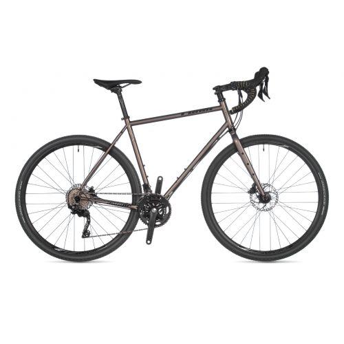 Велосипед AUTHOR (2021) Ronin, рама 50 см, цвет-античное серебро