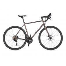 Велосипед AUTHOR (2021) Ronin, рама 58 см, цвет-античное серебро