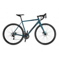Велосипед AUTHOR (2021) Aura XR 3, рама 56 см, цвет-зелёный матовый