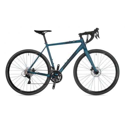 Велосипед AUTHOR (2021) Aura XR 3, рама 58 см, цвет-зелёный матовый