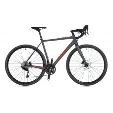 Велосипед AUTHOR (2021) Aura XR 5, рама 56 см, цвет-серый матовий