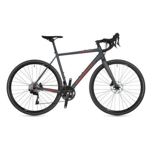Велосипед AUTHOR (2021) Aura XR 5, рама 58 см, цвет-серый матовий