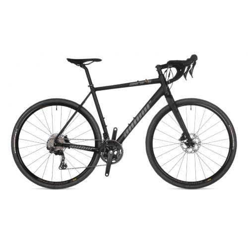 Велосипед AUTHOR (2021) Aura XR 6, рама 52 см, цвет-чёрный матовый