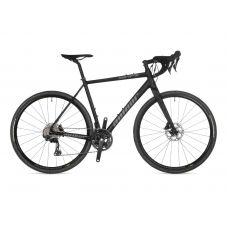 Велосипед AUTHOR (2021) Aura XR 6, рама 56 см, цвет-чёрный матовый