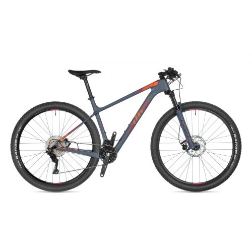 "Велосипед AUTHOR (2021) Modus 29"", рама 21"", цвет-серый (красный) // серый"