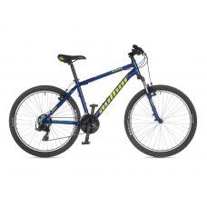 """Велосипед AUTHOR (2021) Outset 26"""", рама 17"""", цвет-синий"""
