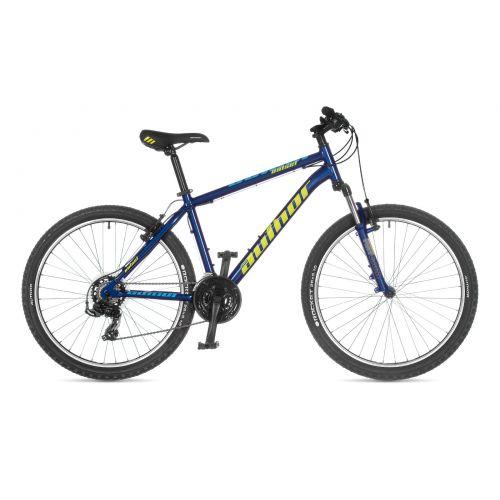 """Велосипед AUTHOR (2021) Outset 26"""", рама 19"""", цвет-синий"""