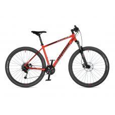 """Велосипед AUTHOR (2021) Solution 29"""", рама 19"""", цвет-оранжевый // черный"""