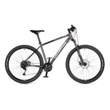 """Велосипед AUTHOR (2021) Solution 29"""", рама 21"""", цвет-серебристый (белый) // серебристый"""