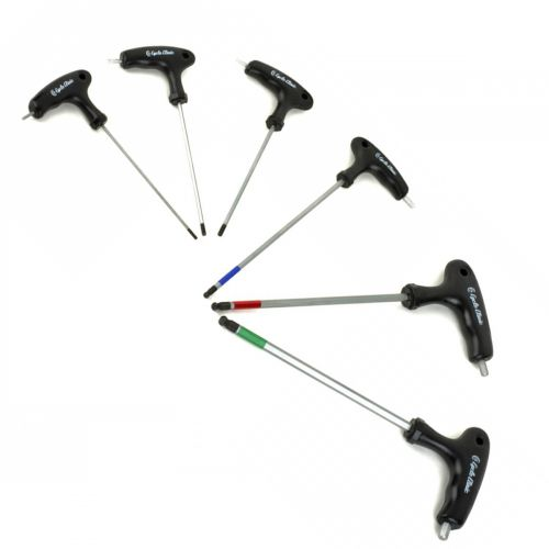 Инструмент Author CC TH 2-2,5-3-4-5-6 mm, набор проф.шестигранников с ручками
