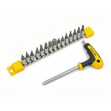 """Инструмент CC  17BIT   T1/4""""  желто/черный"""