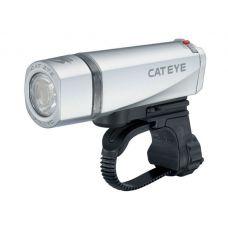Фонарь передний CATEYE HL-EL450,серебристый