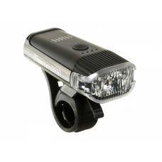 Фонарь передний Author A-Vision 800 lm USB, черный