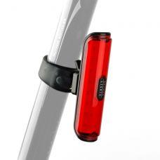 Фонарь мигалка задний Author A-Pilot USB CobLed 50 lm