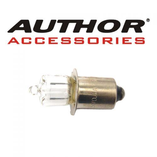Лампочка для фонаря  A-H4G 4,8V/0,5A Halogen