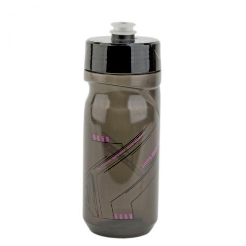 Фляга Author AB-ScrewOn X9 0,6 l, цвет : прозрачный черный / розовый
