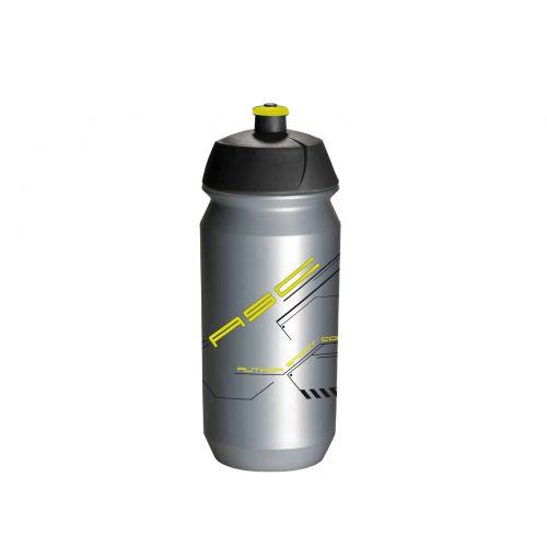Фляга Author AB-Tcx-Shiva X9 0,6 l, цвет :серебристо/неоново желтый