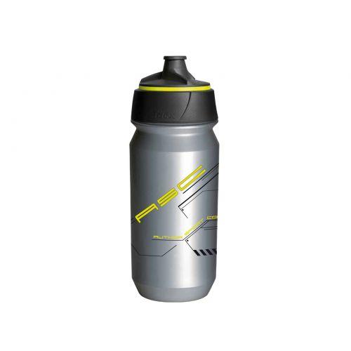 Фляга Author AB-Tcx-Shanti X9 0,6 l, цвет :серебристо/неоново желтый