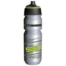 Фляга AB-Tcx-Shanti  0,85 l, с мембраной, серебристо / неоново желтая