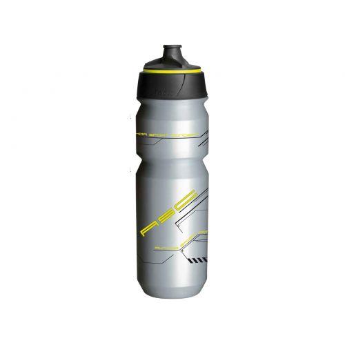 Фляга Author AB-Tcx-Shanti X9 0,85 l, цвет :серебристо/неоново желтый