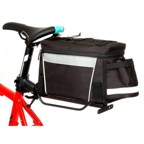 Сумка на багажник Author A-N405 EL 9l , вес 573 гр