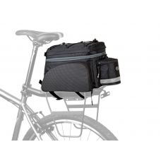 Сумка на багажник Author A-N441 X9, цвет :черный