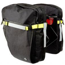 Сумка-штаны на багажник Author A-N Tramp 42  (black)