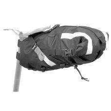 Сумка под седло Author A-S3152 SuMo, черная, вес 335 гр