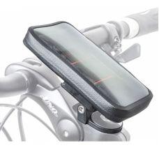 Сумка на вынос руля для мобильного телефона, размер 150 x 79 mm.