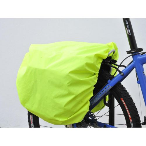 Покрытие на сумки штаны от дождя  A-O22, вес 148 гр, желтый