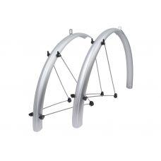 Крылья комплект Author AXP-12-28/45, серебристые, вес 540 гр
