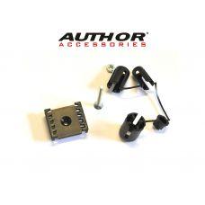 Крепление для крыльев Author X-Bow переднее, черный