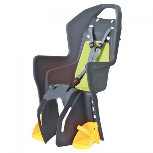 Кресло детское ABS - Koolah СFS система для установки на багажник, серо зеленое