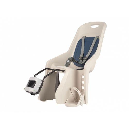 Кресло детское Author Bubbly Maxi Plus FF, на подседельную трубу рамы, бело/синее
