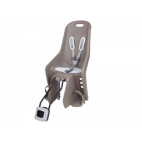"""Кресло детское Author Bubbly Maxi Plus FF 29""""/700C, на подседельную трубу рамы, бронзово/зелёное"""