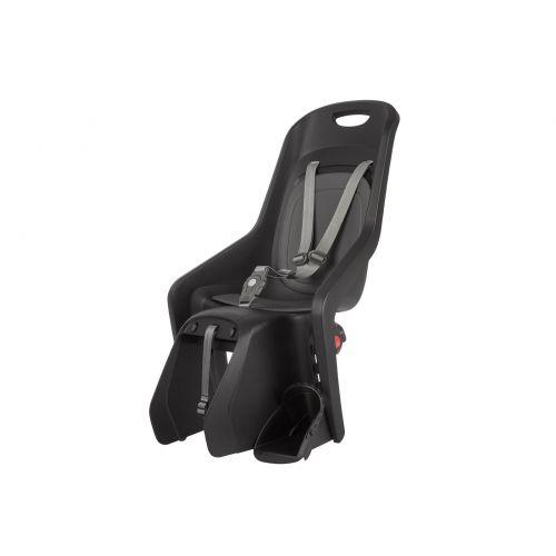 Кресло детское Author Bubbly maxi CFS X8, на багажник, черно/серое