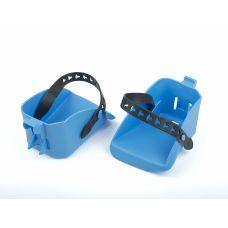 Подставка под ноги для кресла Bubbly maxi (синее)