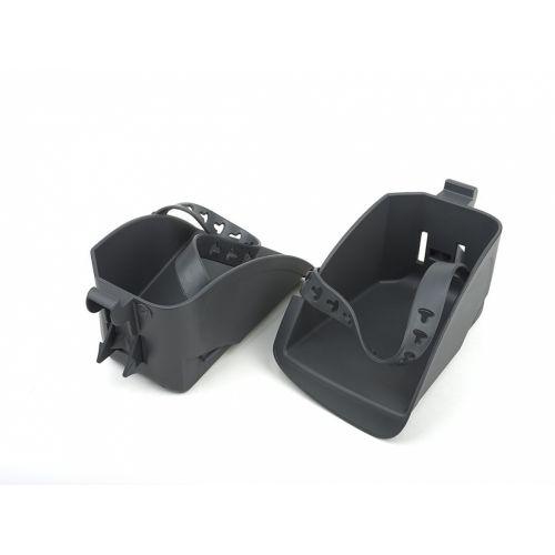 Подставка под ноги для кресла Bubbly maxi (серые)