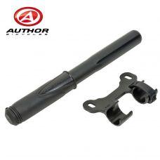 Насос ручной мини AAP AirStream Composite, черный, вес 100гр.
