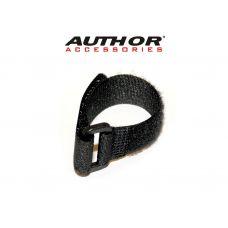 Кріпленя - стрічка  для насоса Author (2 шт), колір чорний