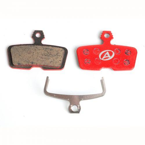 Колодки тормозные ABS-66 Avid Code R  (red)