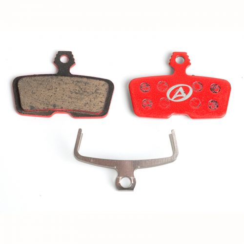 Колодки тормозные ABS-66S Avid Code R  (red)