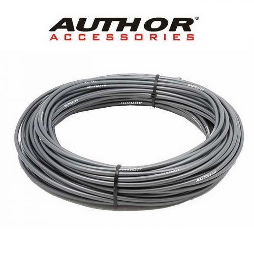 Кожух для скоростного троса Author ABR-Lex Диаметр-4 мм, длинна-30 м ,серый,
