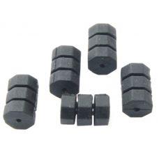 Кембрик  O-ring ABS-Pl-41 100Sets ,резиновый, для защиты от трения рамы с тросиком