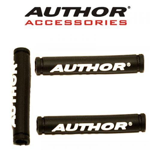 Протектор резиновый на трос с лого AUTHOR ABS - Pb-8 (3 шт) для защиты от трения о раму