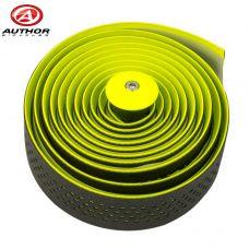 Стрічка на кермо AGR-Gel X7  чорно/жовта
